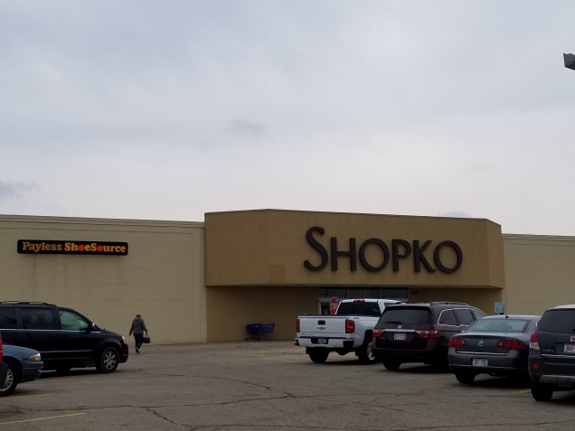 shopko FA outside
